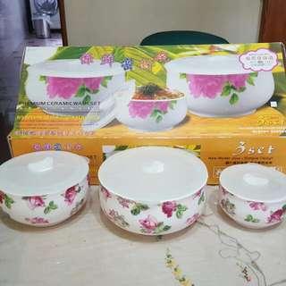 Ceramic Wareset