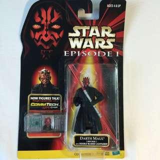 Star Wars Episode 1: Darth Maul action figure