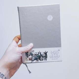EXO 2013官方筆記本