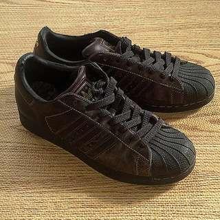 Adidas Superstar Lux 早期絕版 金標皮革 高價版 保證真品