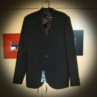 AT-20 Mens Suit Jacket (Slim Fit) Size XL  REDUCDED TO CLEAR!!