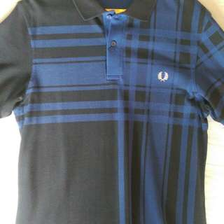Authentic Fred Perry Polo Tee