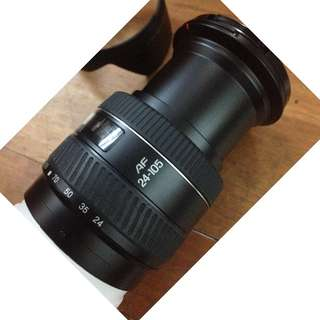 Minolta AF 24-105mm Lens For Sony A Mount
