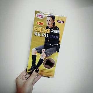 🆕黑色膝下襪