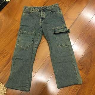 🚚 D&G 正品 牛仔褲 義大利製 Size: 36/50