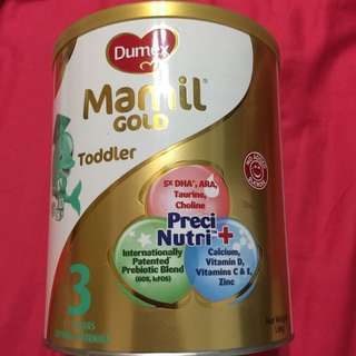 Dumex Mamil Gold Toddler Stage 3 (1-3 Years)
