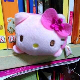 全新日本櫻花Hello Kitty螢幕擦TSUM TSUM