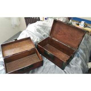 Valuables box set