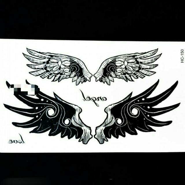 紋身貼紙1