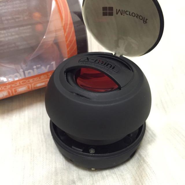 限時含運優惠😂免插電迷你喇叭 X-mini v1.1
