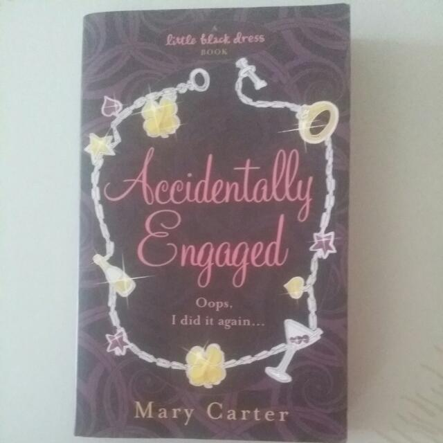 accidentally engaged carter mary