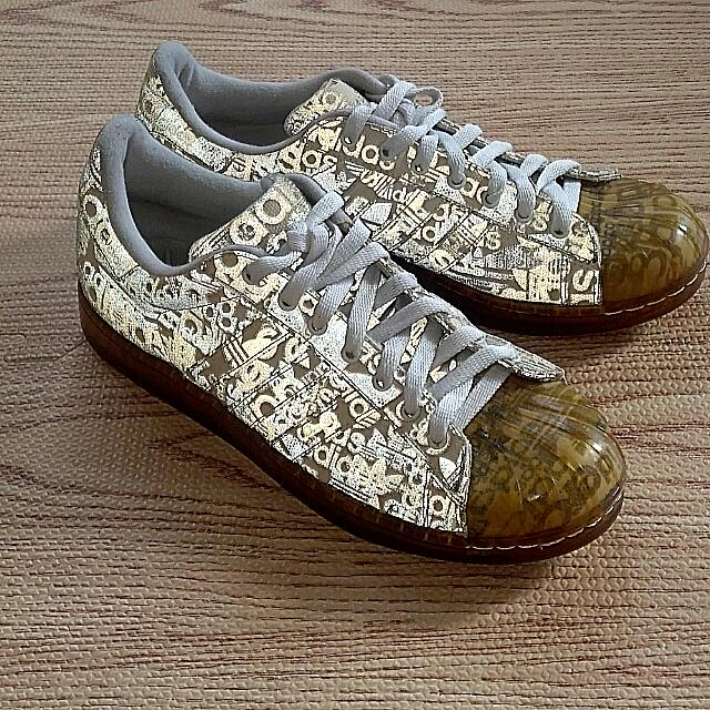 Adidas Superstar Clr 早期絕版稀有