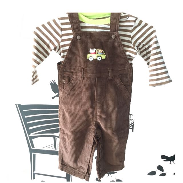 22ed746c41d2 Carter s Baby Boy Jumpsuit With T-shirt