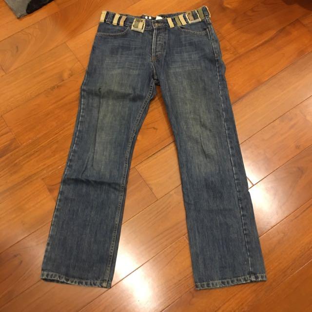 D2 Dsquared2 正品 牛仔褲