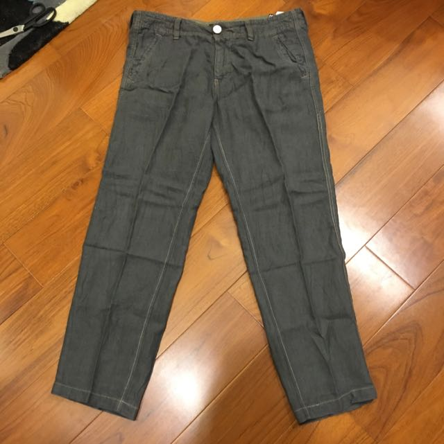 EMPORIO ARMARNI 正品 休閒褲 Size:50