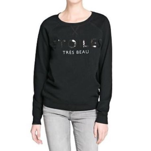 c2c08f90a3ebdf Etoiles Tres Beau Sweater
