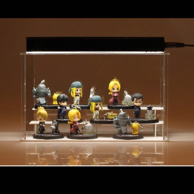 Fullmetal Alchemist Mini Figures (Blind Boxes)