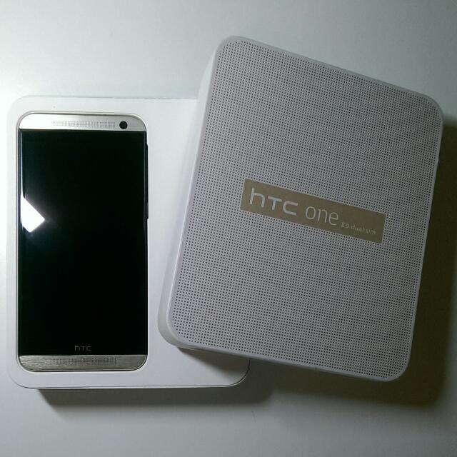 (保留中)htc E9 (棕色/16G)