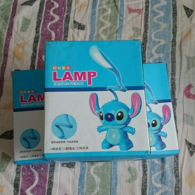 史迪奇LED小臺燈