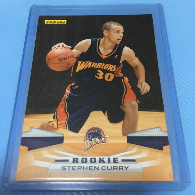 Not For Sale Nba Cards Stephen Curry Rookie Card