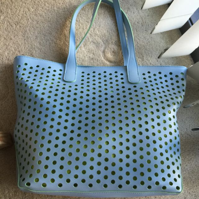 Priceline Leather Bag x 2 Pcs New