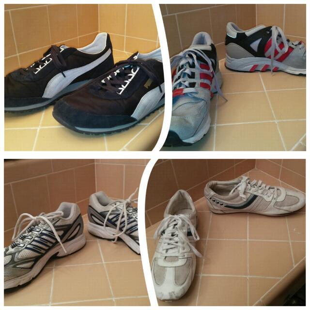 Sneakers for Sale - $5 per pair