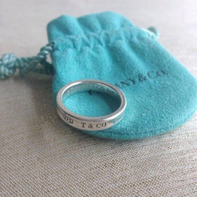 正品二手Tiffany 戒指