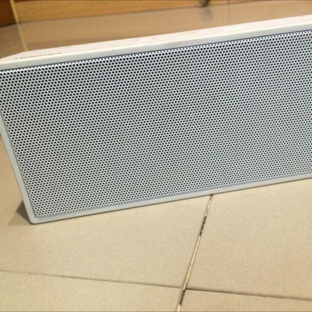 TOSHIBA 藍芽揚聲器