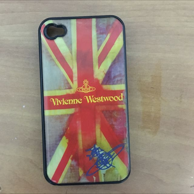 Vivienne  Westwood iPhone 4手機殼