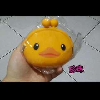 黃色小鴨造型錢包
