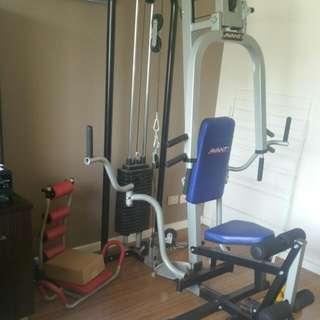 Avanti Home Gym
