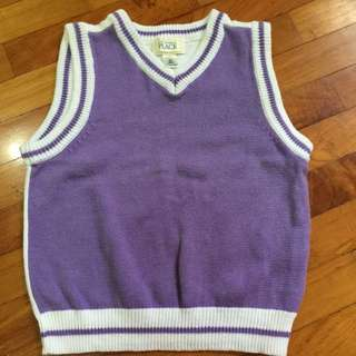 Children's Place - Purple Vest 2T