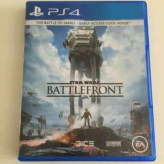 PS4 - Star Wars Battlefront