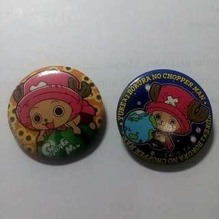 [卡通別針]喬巴 小別針 航海王 One Piece