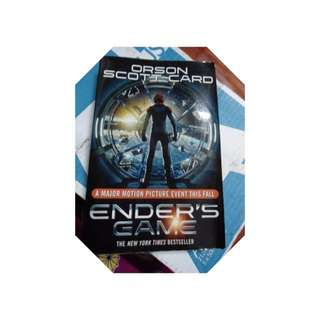 [Preloved] Enders Game by Orson Scott Card