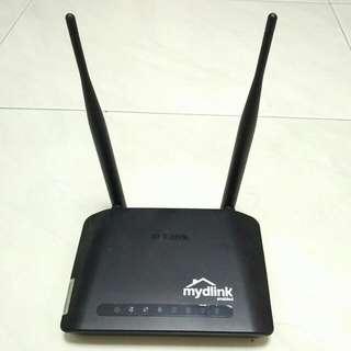 D-link Dir-605l Wireless Router