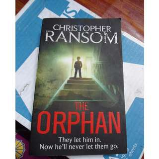 [Preloved] The Orphan by Christopher Ransom