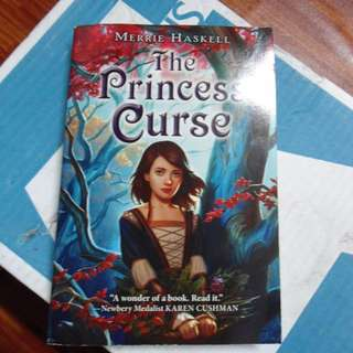 [Preloved] The Princess Curse by Merrie Haskell
