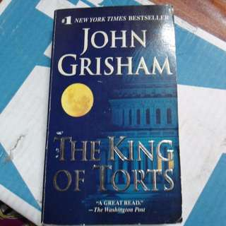 [Preloved] The King of Torts by John Grisham