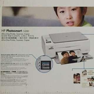 HP Photosmart C4280 Al In One Printer