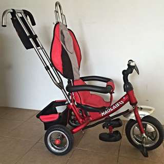 Red toddler Tricycle