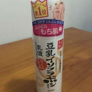 [全新]日本帶回 豆乳乳液✨
