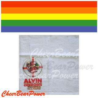 Movie Premium Hand Towel From Movie Alvin & The ChipMunks ChipWrecked