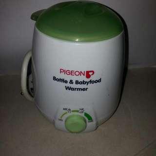 Pigeon Bottle & Baby food Warmer