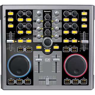 DJ Equipment   DJ Controllers   Numark Total Control