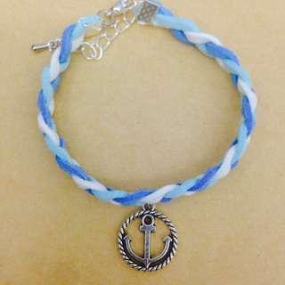 海洋🌊三股編手環