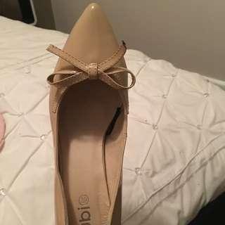 Rubi Shoes Ballet Flat Heels