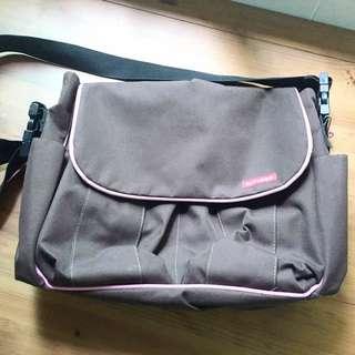 Used Skip Hop Diaper Bag