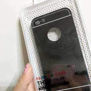 Iphone5/5s鏡面殼 灰