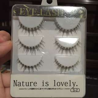 Nature Is Lovely S-2 Lashes